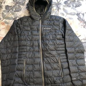 Woman's Columbia winter jacket